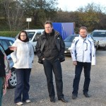 Setkání s majitelkou farmy v Hoslovicích